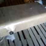 Бак топливный (Каркас 500 л) 100.84.01.010 (на комбайны Дон-1500, ACROS, VECTOR, Дон-680)