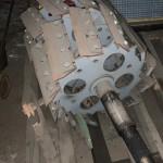 Барабан 1401.01.02.020В измельчающий (шлиц) РСМ-1401